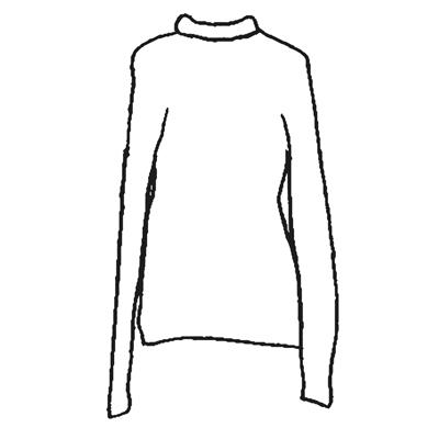 T-Shirt, Sweater